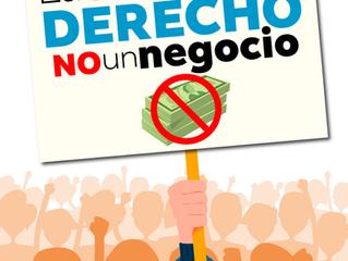 Proyecto de ley 010 de reforma a la salud, un asunto de la agenda de movilización social en Colombia