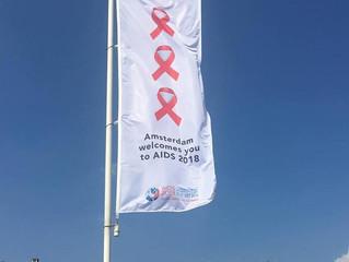 Red Somos en la 22 versión de la conferencia internacional de Sida en Amsterdam