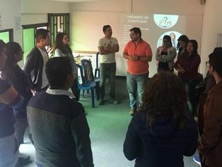 Programa de voluntariado en Red Somos, una expresión de solidaridad