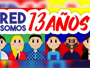 A TRAVÉS DEL TIEMPO… RED SOMOS 13 AÑOS DE TRABAJO SOCIAL Y COMUNITARIO