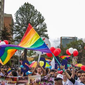 Bogotá celebra y conmemora el orgullo LGBTI