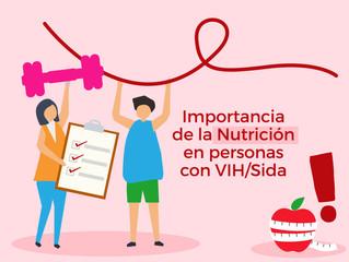 NUTRICIÓN Y VIH