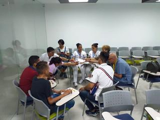 Asistencia Técnica a OBC de Cúcuta que trabajan en VIH y SSR