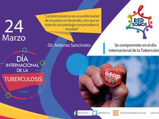 24 de marzo día mundial de la Tuberculosis