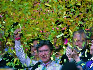 Claudia López, Primera mujer alcaldesa electa para la ciudad de Bogotá