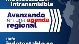 """Aportando  en la agenda regional """"EL VIH INDETECTABLE ES INTRANSMISIBLE"""""""