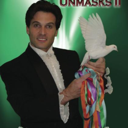 Unmasks II - DVD