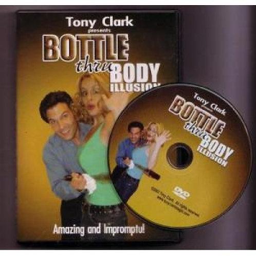 Bottle Thru Body - Gimmicks & Download