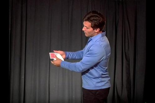 Karate Card Catch
