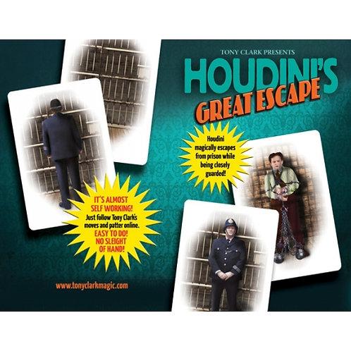Houdini's Great Escape