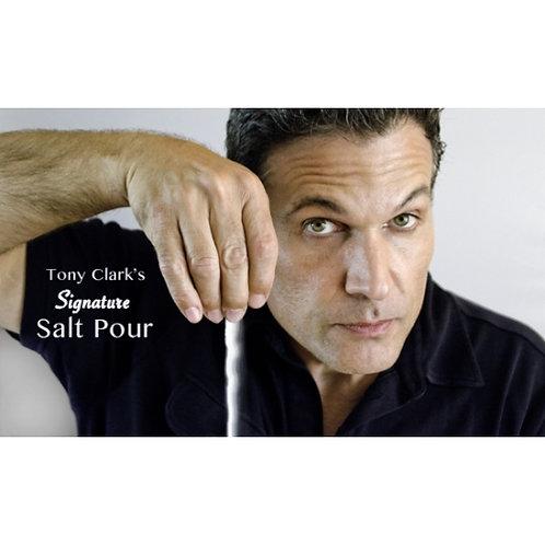 Signature Salt Pour