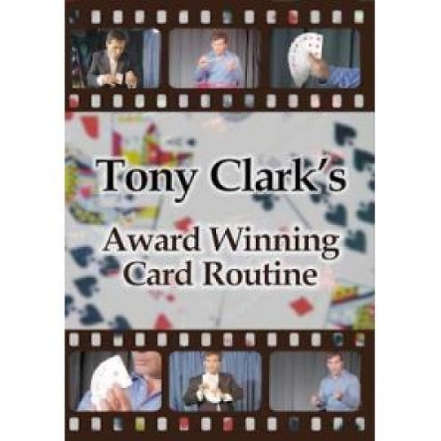 Award Winning Card Manipulation - DVD