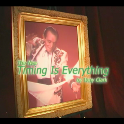Timing Is Everything - DVD