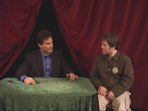 Coins Thru Table