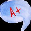 Речи пузырь А +