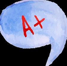 Speech Bubble A +