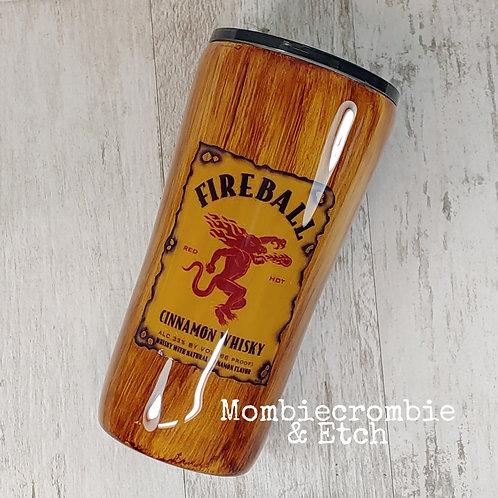 Fireball Whiskey Tumbler