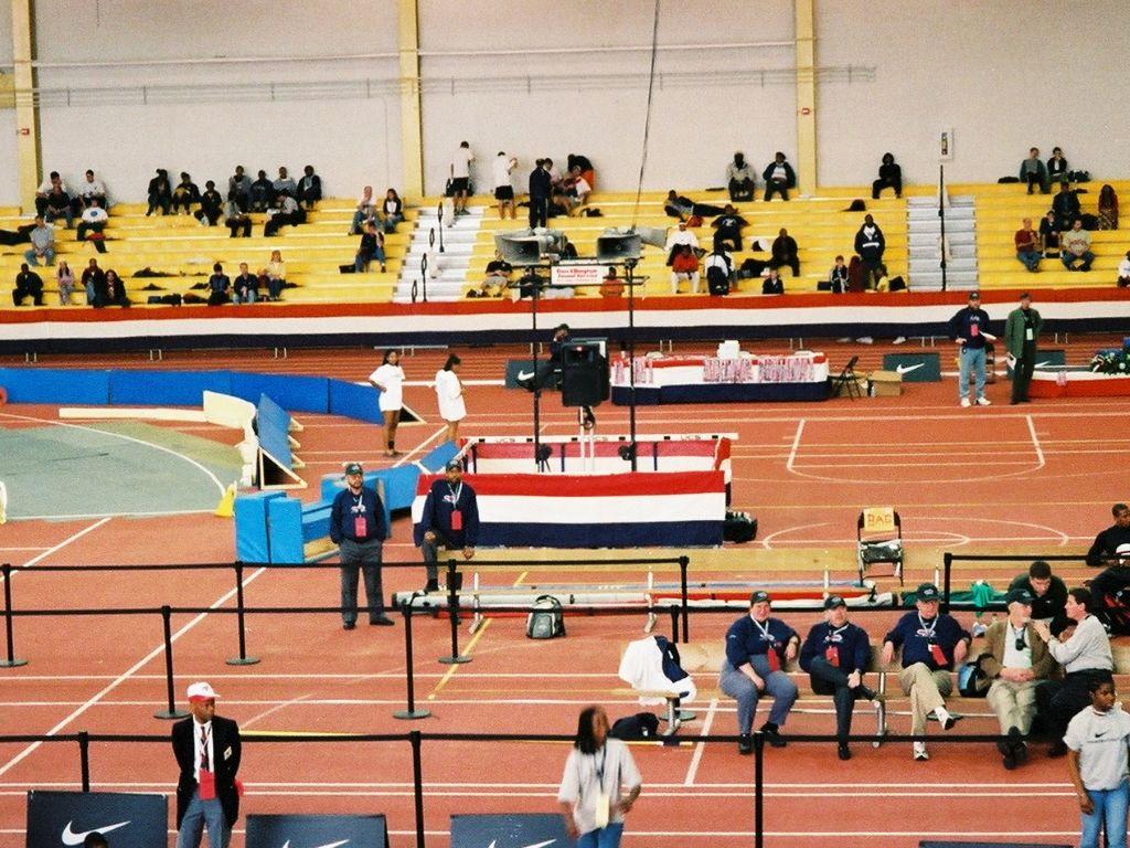 Indoor National Track Meet MD