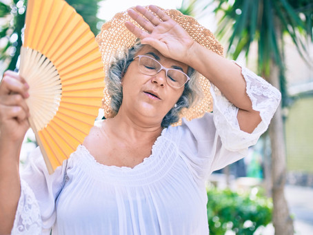 5 Tips for Seniors to Keep Cool During Extreme Heat