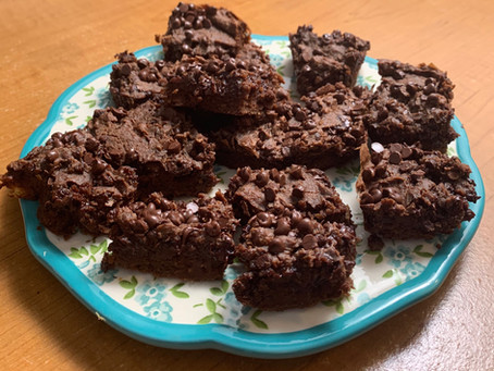 Brownies Made with WHAT??