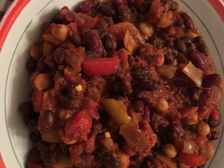 Is it Chili? Is it a Stew? Who Cares… It is Delicious