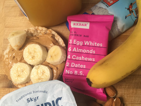 Easy and Portable Breakfast Ideas for the Busy Student Athlete