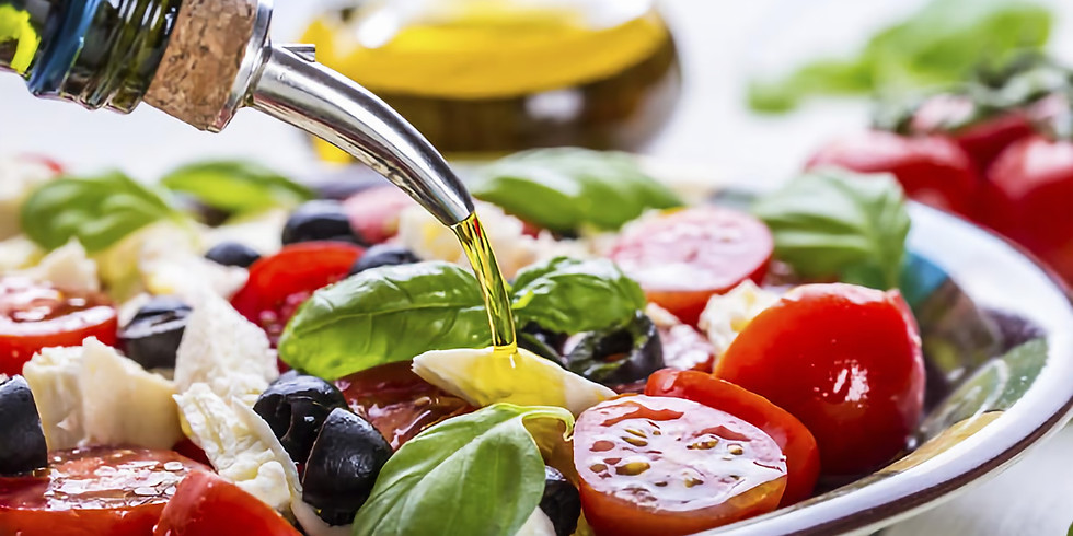 The Mediterranean Food Plan - Healthy Living for Life