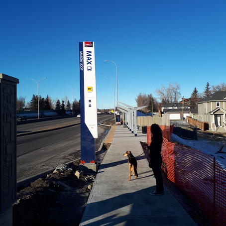 New Marda Loop Max Line Stop: Noise and Light Issues will be Resolved Soon
