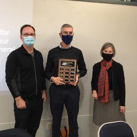 Volunteer of the Year: Richmond/Knob Hill Community Association