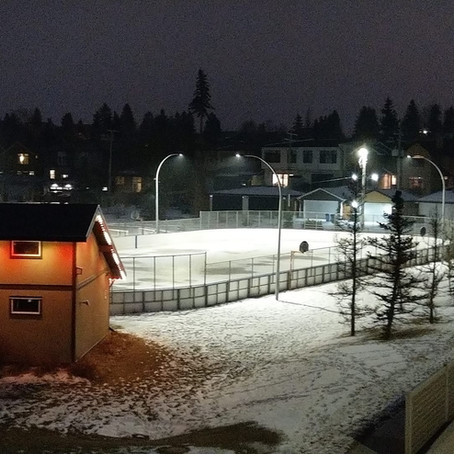 Richmond/Knob Hill Skating Rink: Covid Considerations