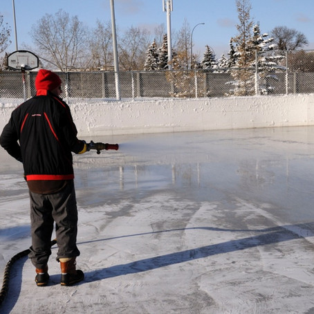 Support the Richmond/Knob Hill Rink: Donate Now!