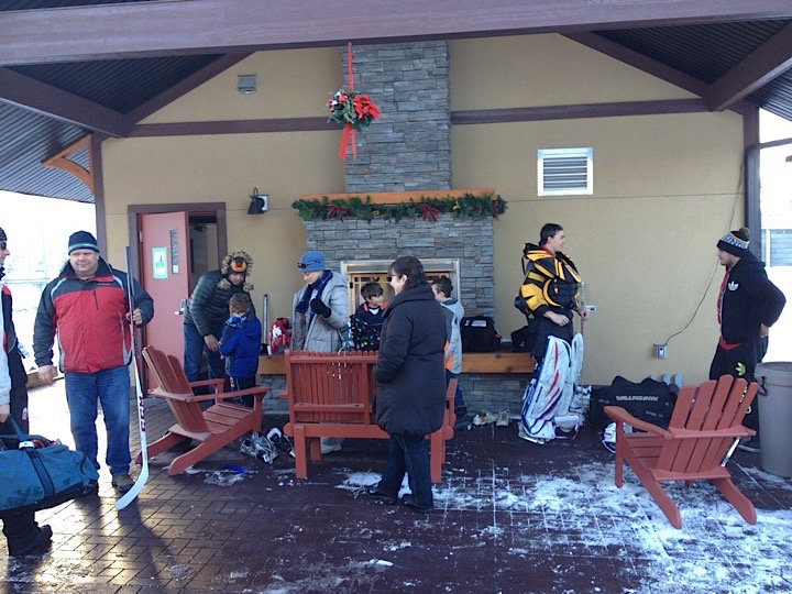 Rink and Hall Rental