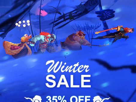 Winter Sale ☃️