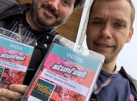 Souvenirs from Stunfest 2019