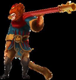 Unruly Heroes Monkey King