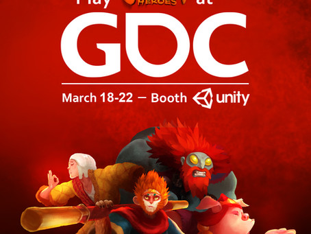 Go to GDC 2019 ✈️