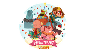 Celebrate Unruly Heroes 2nd Anniversary and Win!