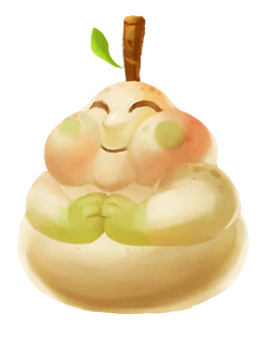 Unruly Heroes Fun fruit kawaii
