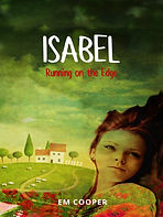 Isabel book cover by EM Cooper