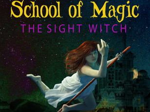 The Sight Witch 99c for July only
