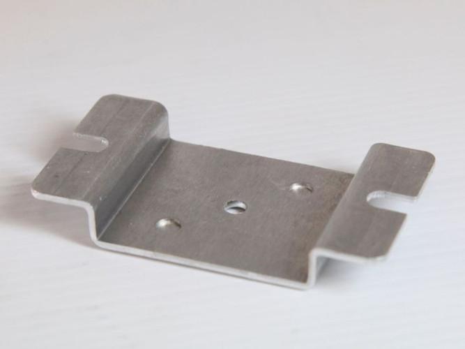 Folded bracket