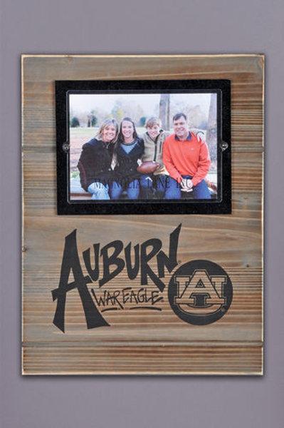 AU 14.5X11 Real Wood Frame