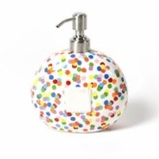 Happy Everything Toss Mini Soap Pump