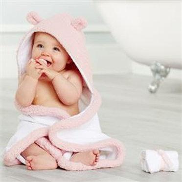 MUD PIE BABY BATH TIME ESSENTIALS GIRL