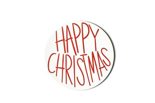 Happy Christmas Big Attachment