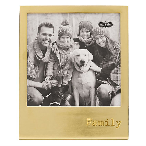 Family Metal Easel Frame