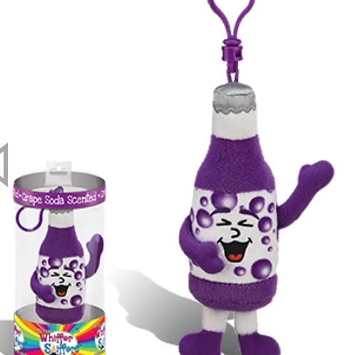 Whiffer Sniffer Backpack Clips