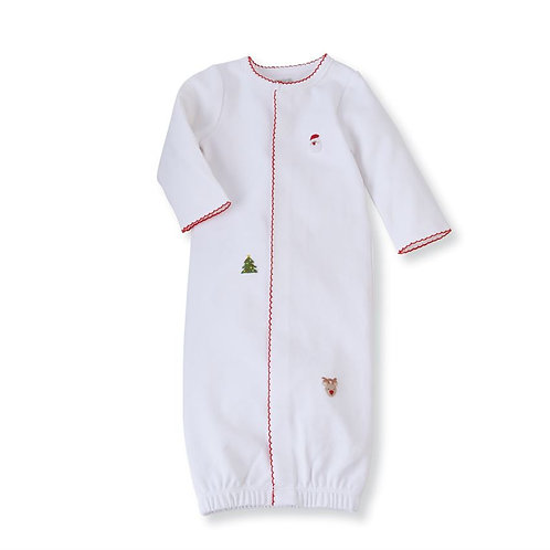 FRENCHKNOT CHRISTMAS SLEEPING GOWN
