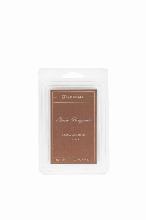 Pomelo Pomegranate Aroma Wax Melts Tray