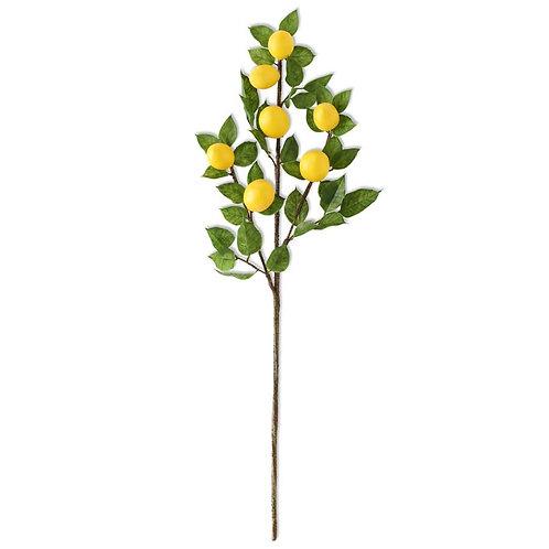 Lemon & Foliage Spray Stem